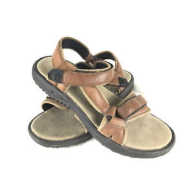 7a3868be1 TEVA Pretty Rugged Leather Sandals 7 Waterproof. M 5b5fbe4cc89e1dcb22e178a4